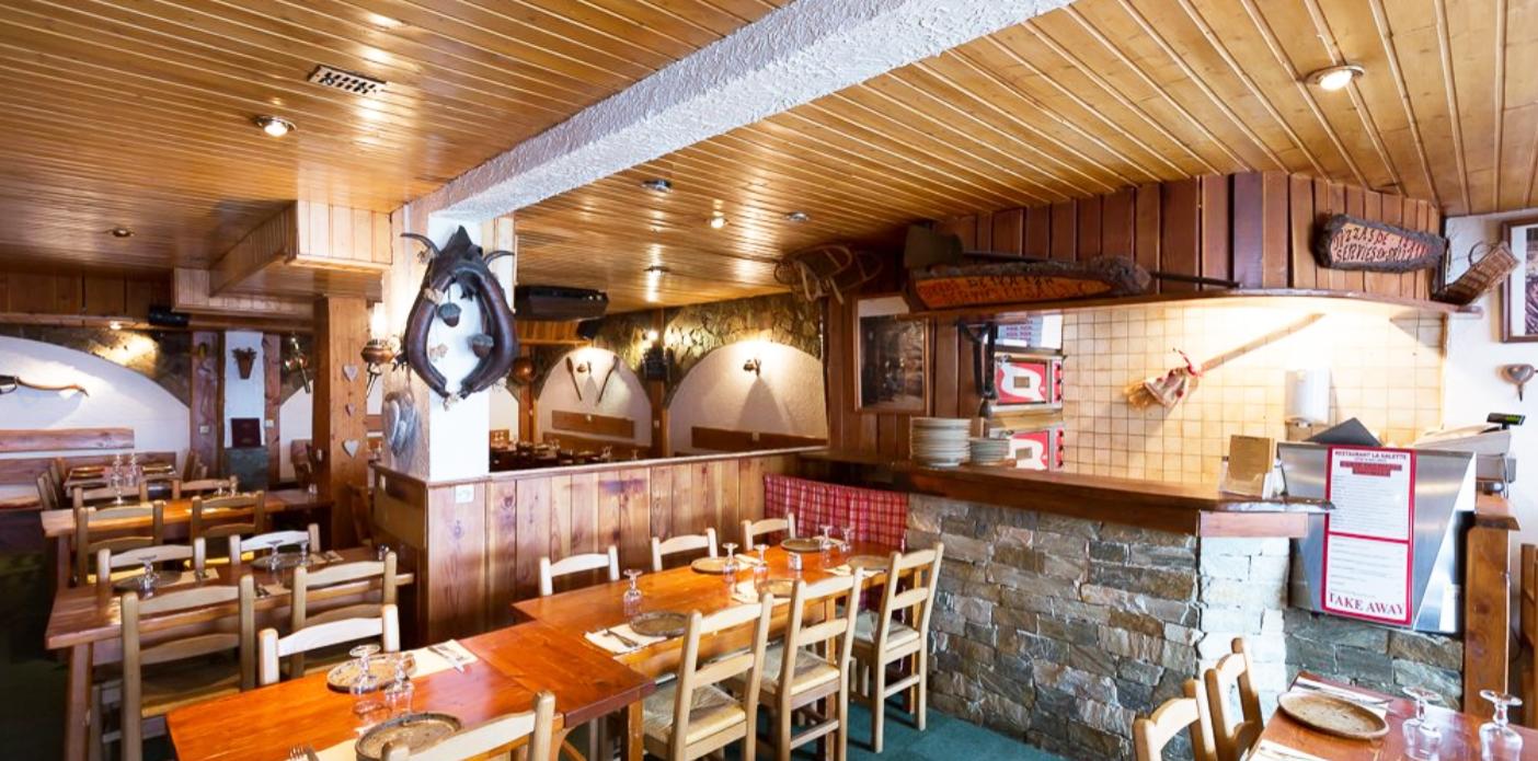 la galette restaurant merible interieur